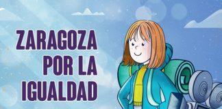 Zaragoza TikTok concienciar igualdad de género