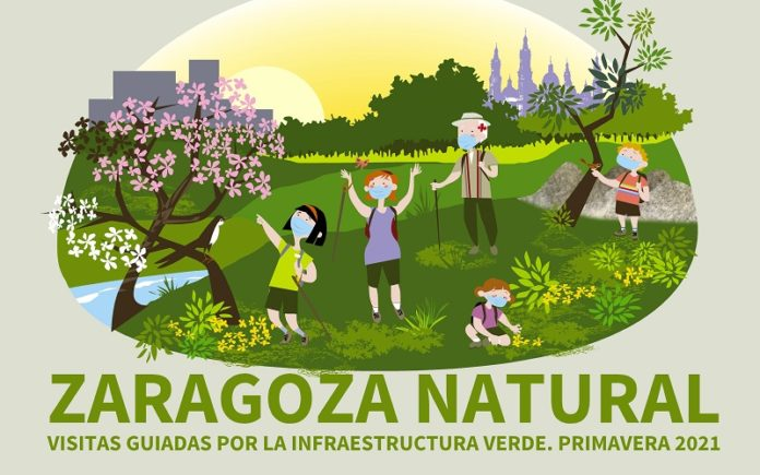 Zaragoza visitas guiadas biodiversidad