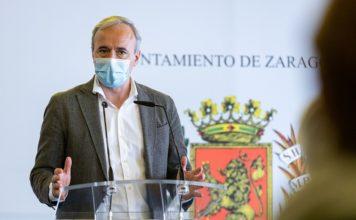 Zaragoza calidad del aire Covid-19