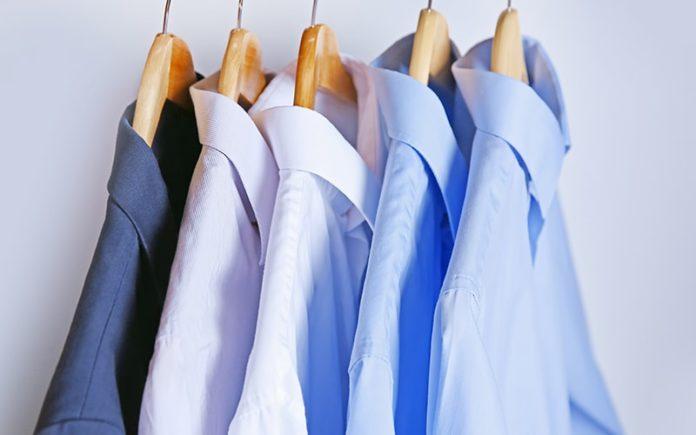 limpieza de camisas