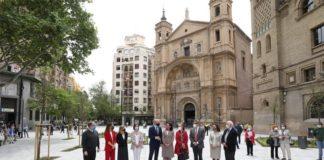 Zaragoza nueva plaza de Santa Engracia