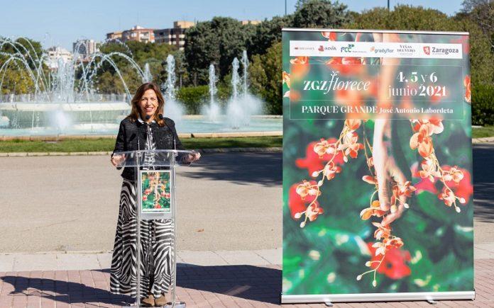 Zaragoza primera edición festival ZGZ FLORECE