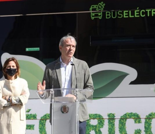 nuevos autobuses urbanos Zaragoza eléctricos