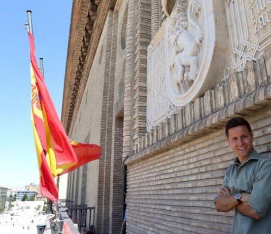 Ander Herrera pregonero Fiestas del Pilar 2021