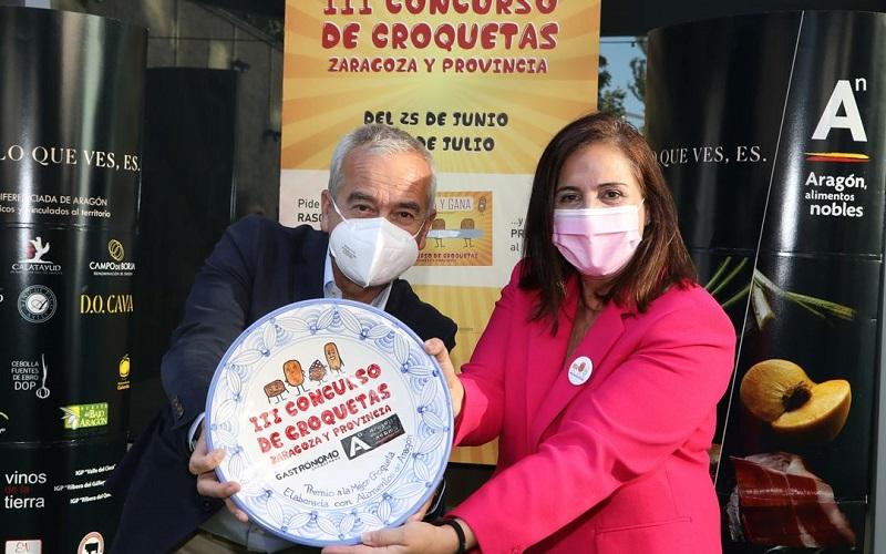 III Concurso de Croquetas de Zaragoza y provincia