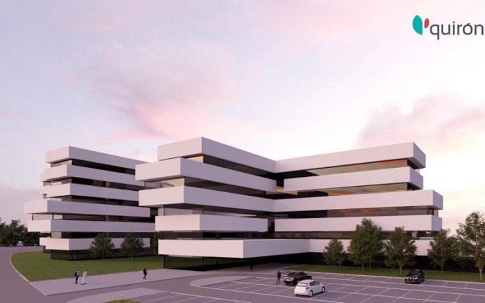 Quirónsalud nuevo hospital Zaragoza
