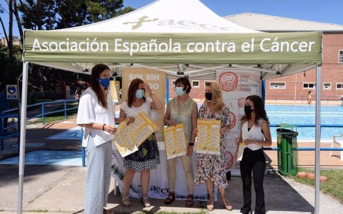 Zaragoza piscinas municipales Sol sin riesgo
