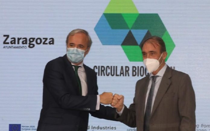 Zaragoza primera biorrefinería urbana Europa
