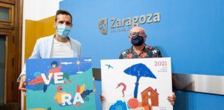 Centros cívicos Zaragoza programación verano 2021
