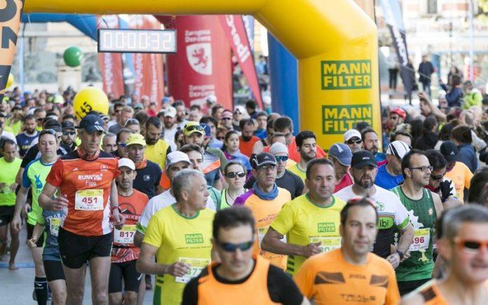 Maratón de Zaragoza 2021