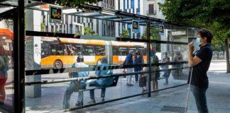 NAVILENS Zaragoza accesibilidad autobuses