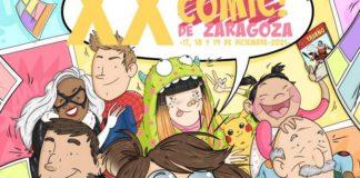 XX Salón del Cómic de Zaragoza 1