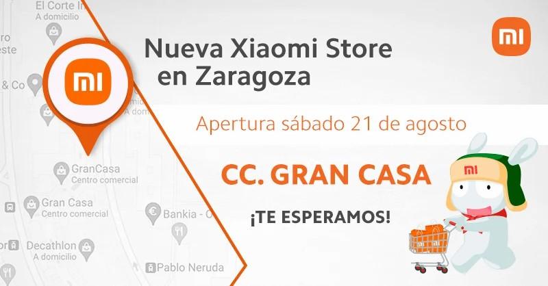 Xiaomi Mi Store Zaragoza 2