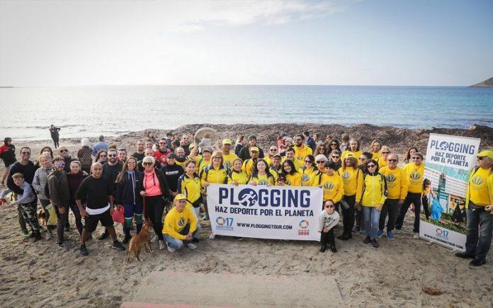 Zaragoza Plogging Tour