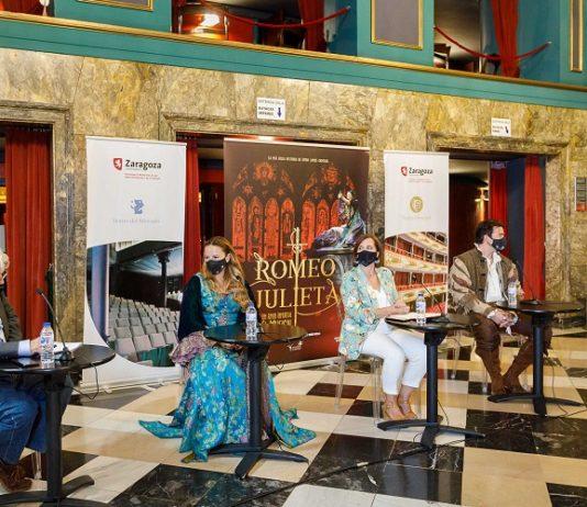 Zaragoza musical de Romeo y Julieta