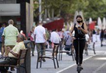 Ley de Tráfico patinetes Zaragoza