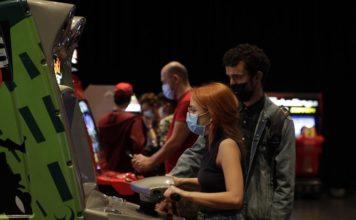 Retro Zaragoza juegos arcade