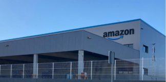 nueva estación logística Amazon Zaragoza